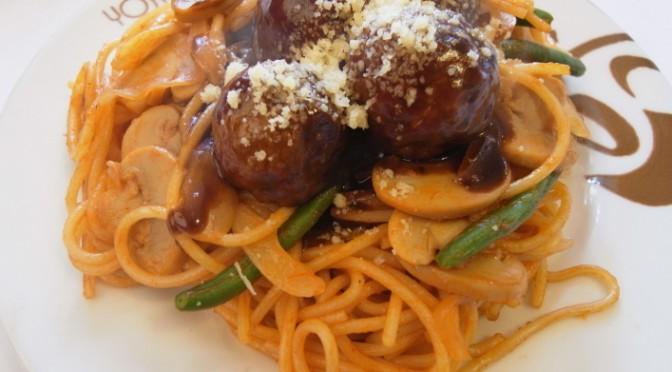 スパゲッティーミートボール|ヨシカミ