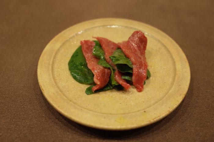 おもたせビーフカツサンドの名店のお肉コース!