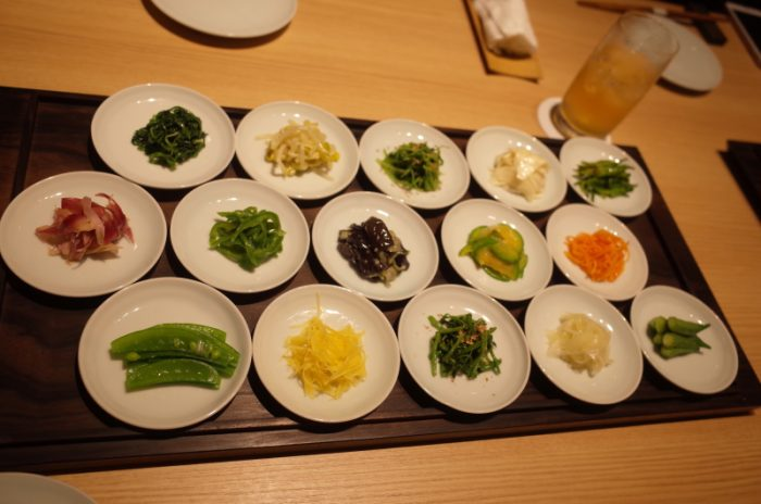 シーズン毎にやっぱりほうば。秋の旬を韓国料理で
