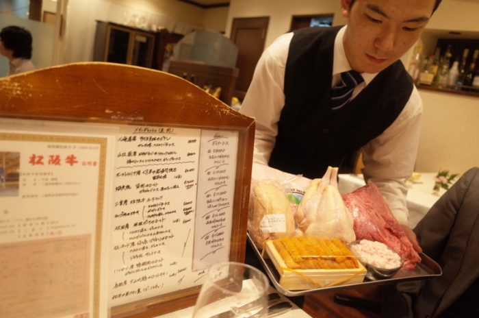 肉に脂が乗って来た!日本を代表するレジェンドフレンチ