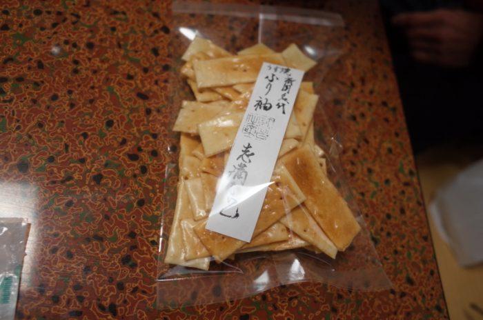 京都人だからこその気付き。珠玉のおもたせを発見