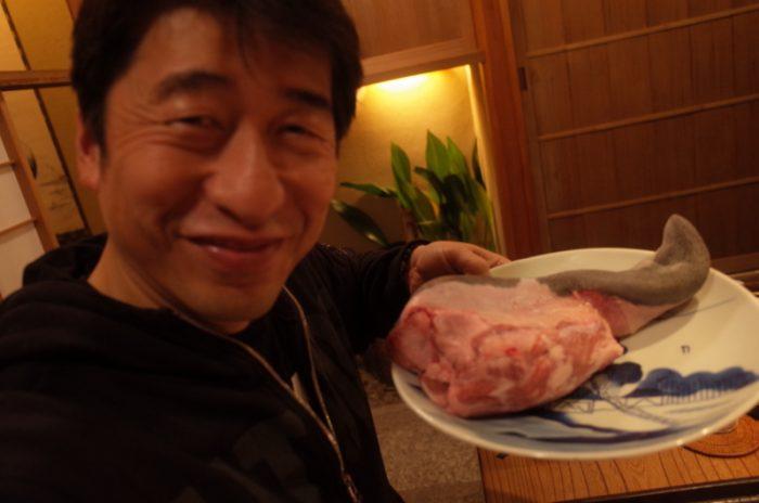 最高峰の肉割烹で黒毛のタンがボクを待っていた!