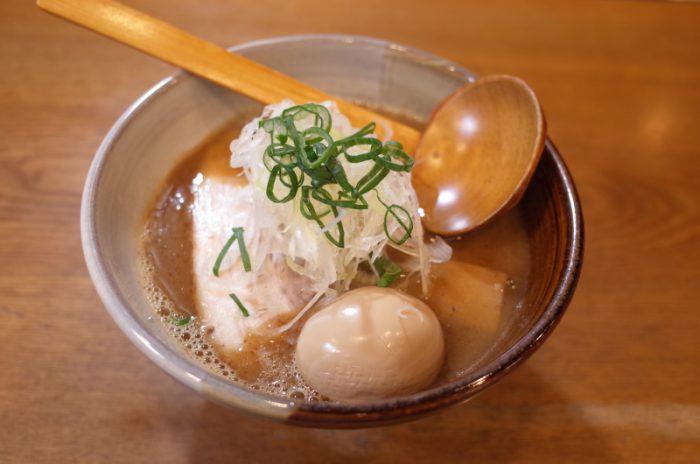 ラーメンコンサルタントが作り上げた珠玉のスープ
