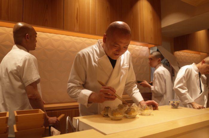 滋賀県の名割烹が東京・銀座で勝負を挑む!