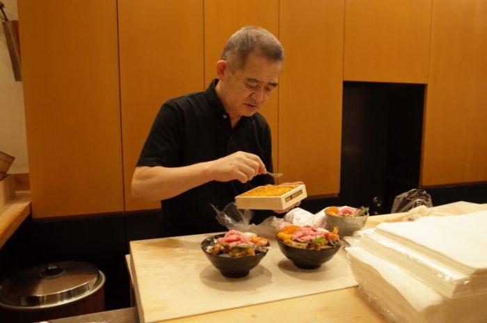 料理のプロが密かに通うお寿司屋さん