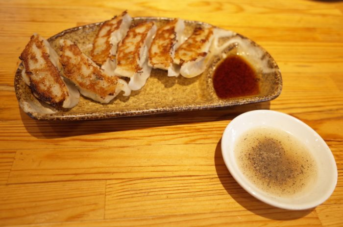 海老好きにはたまらない、濃厚な海老麺