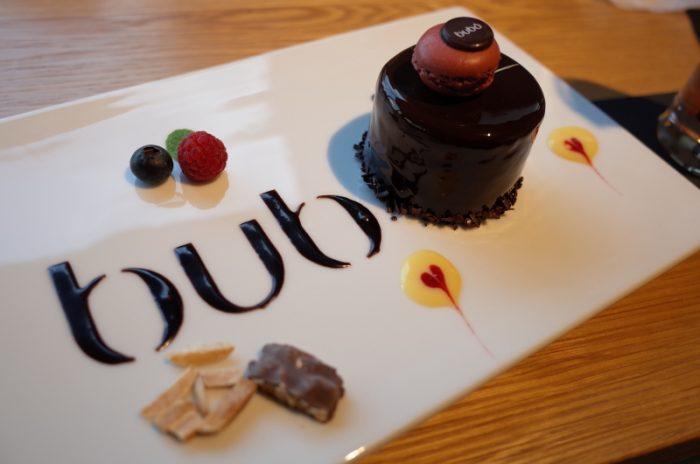 パティシエ世界大会1位のチョコレートケーキ
