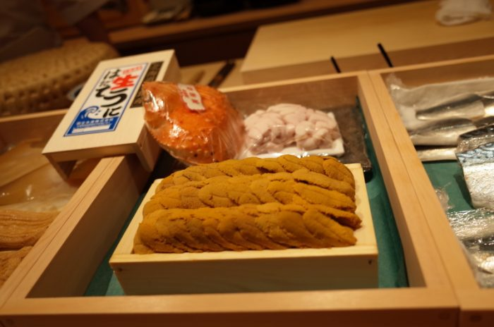 名古屋の鮨の最高峰で地魚を喰らう
