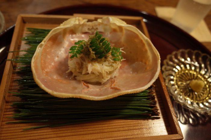 """""""か""""が付く食材は美味い。蟹、鴨・・・。"""