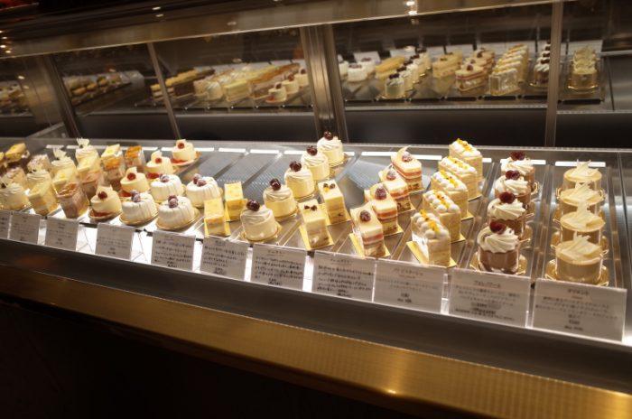 京都のケーキの名店が新店舗をオープン