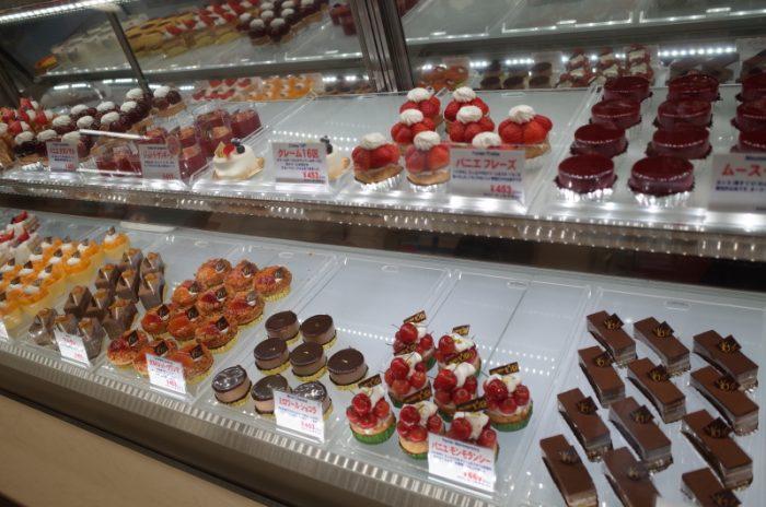 居心地のいい、地域密着型の洋菓子の名店