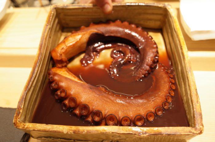 新しい蛸料理の秘密とは?