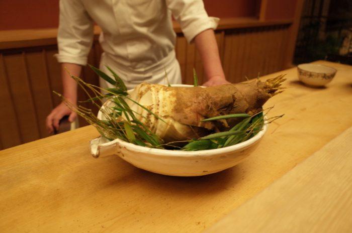 前編:白い筍に会いに京都へ