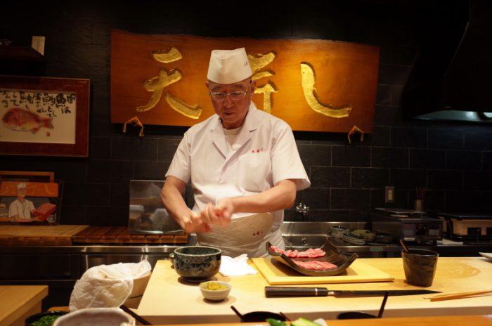 ますます予約が取れなくなった寿司の名店