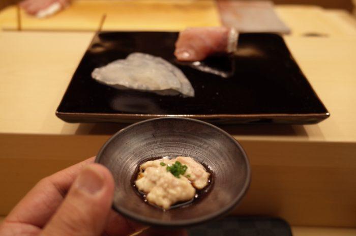 【前編】僕の中で3本の指に入る寿司屋さん