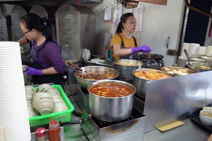 台湾1と名高い魯肉飯の名店