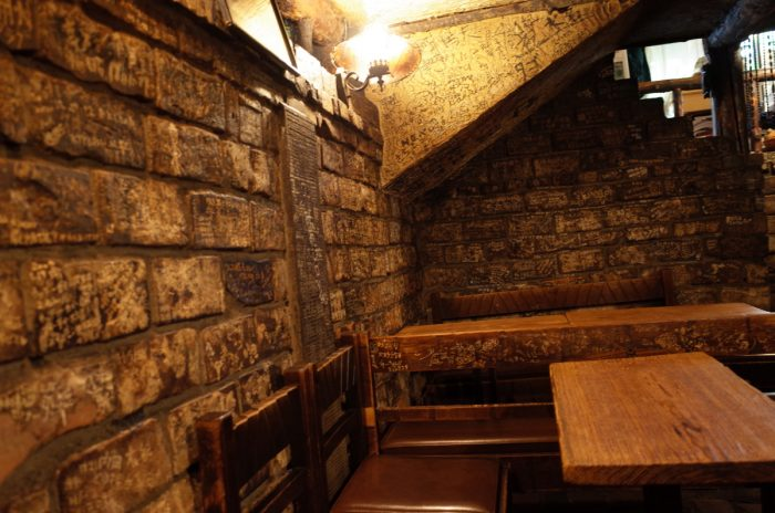 老舗喫茶店の大盛りナポリタン