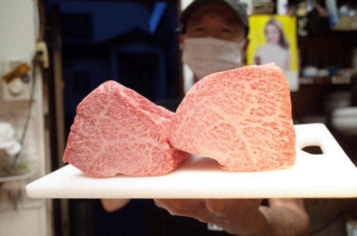 ご飯と一緒に食べ進む大阪焼肉